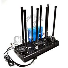 China PDF Format Wireless Signal Jammer Device For 3G 4G Cellular Phones supplier