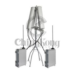 China High Power Wireless Cell Phone Signal Interrupter For Prison Outdoor Waterproof Project supplier