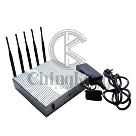 China Indoor Personal Cell Phone Blocker Device Lightweight Mobile Signal Breaker supplier