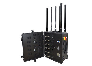 China Mobile Phone 4GLTE WIFI 400m 300W Signal Jamming Device supplier