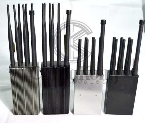 Signal jammer manufacturers | GSM/CDMA/3G Jammer - Adjustable 3G Cell Phone Jammer with Remote Control 40 Meters