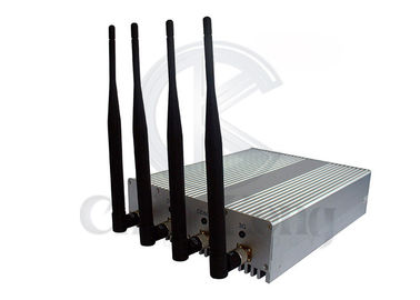 China Full Bands WIFI Office Cell Phone Signal Jammer AC110-240V No Noise In Working factory
