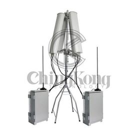 China High Power Wireless Cell Phone Signal Interrupter For Prison Outdoor Waterproof Project factory