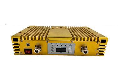 China DC 9V/5A Mobile Phone Signal Repeater , Cell Phone Range Booster 27dBm LTE 2600MHz 4G factory